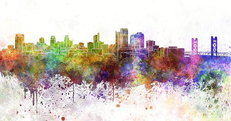 Sacramento Directory Skyline